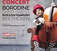 11 mars à 20h: Concert de musique