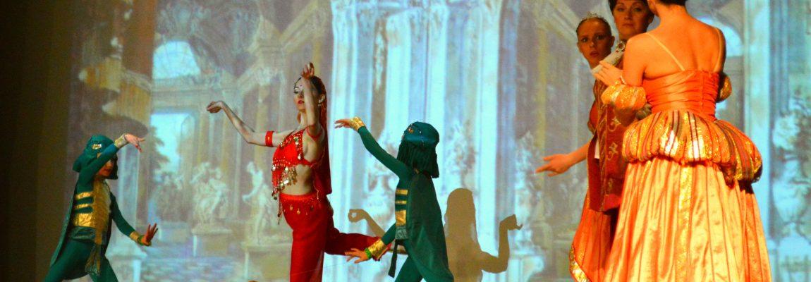 """Ballet """"Princesse au petit pois"""" – PHOTOS"""